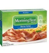 Morning Star Bacon Strips 298G