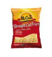 Mccain Straight Cut Fries 2.5KG
