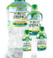 Forest Spring Mineral Water 350ml