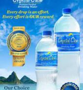 Crystal Clear Water 650ml