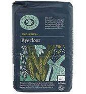 Doves Organic Rye Flour 1kg