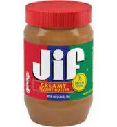Jif Creamy peanut butter 510G