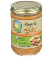 Full Circle Peanut Butter Creamy 454G
