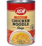 IGA Chicken Noodle Soup