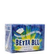 Betta Blue laundry Soap 3Pk 130g