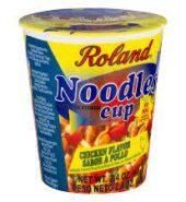 Roland Noodles Cup Chicken 68g