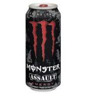 Monster Energy Drink Assault 473ml