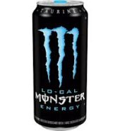 Monster Energy Drink Lo Carb 473ml