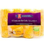 Emborg Corn On The Cob 4CT