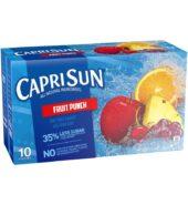 Caprisun Fruit Punch 10Pk