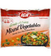 IGA Mixed Vegetables 425G