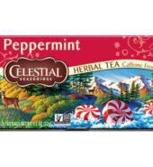Celestial Seasonings Caffeine Free Peppermint Herbal Tea – 20ct