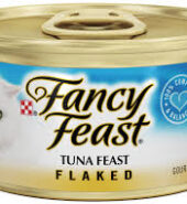 Fancy Feast Flaked Tuna Cond 85g