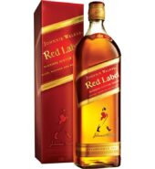Johnnie Walk Red Label 1l