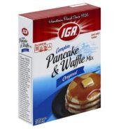 IGA Pancake Mix Complete 907g