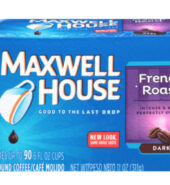 Maxwell House Ground French Roast Can 311G