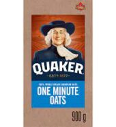 Quaker Minute Oats 900g