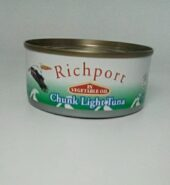 Richport Chk LTunaOil 170g
