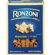 Ronzoni Rigatoni 454g
