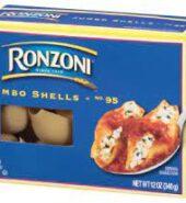 Ronzoni Jumbo Shells 340g