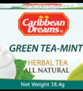 Carib Dreams Green Tea Mint 24