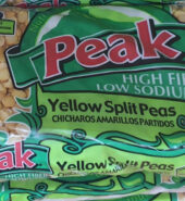 Bencopeak Yellow Split Peas 454g