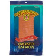 Rainforest Smoked Salmon