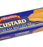 Devon Custard Cream