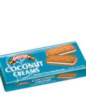 Devon Coconut Cream