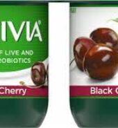 Activia Yogurt Black Cherry