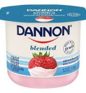 Danon Yogurt Blended