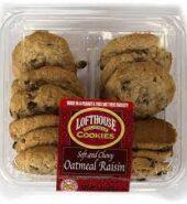 LoftHouse Oatmeal & Raisin Cookies